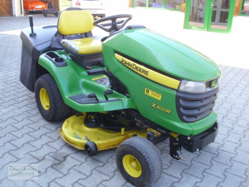 John deere x300r tracteur tondeuse - Tracteur tondeuse john deere occasion ...