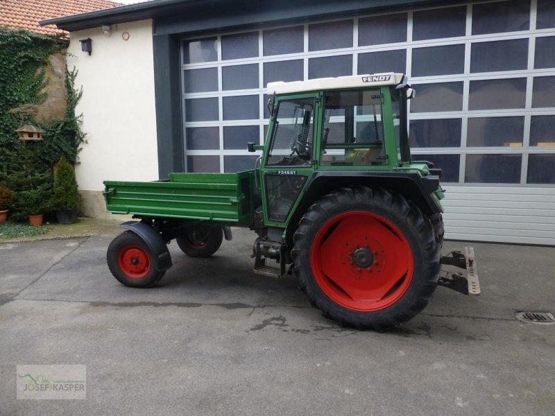fendt ger tetr ger 345 hinterrad traktor 97529 alitzheim. Black Bedroom Furniture Sets. Home Design Ideas
