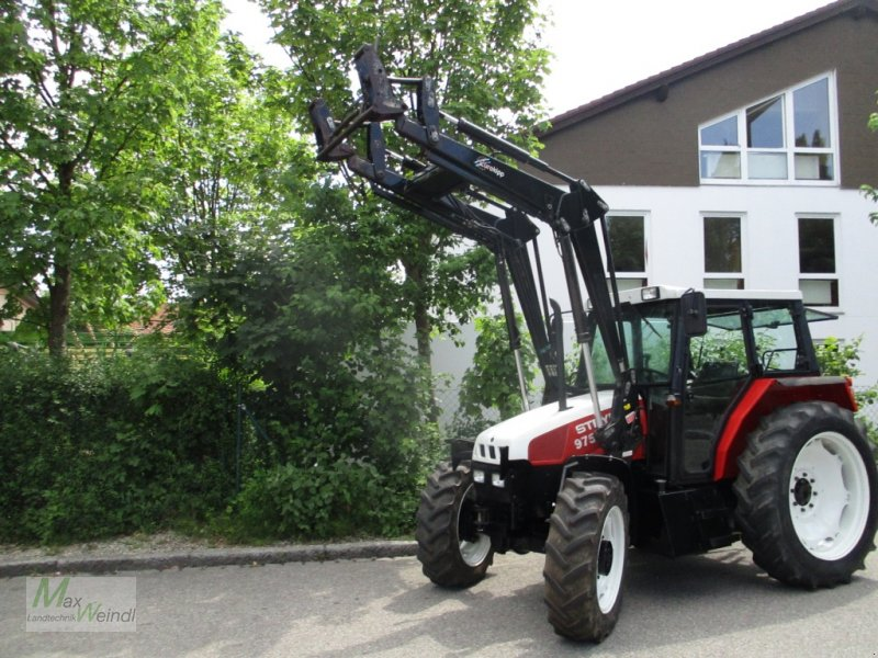 steyr 975 traktor 85570 markt schwaben. Black Bedroom Furniture Sets. Home Design Ideas