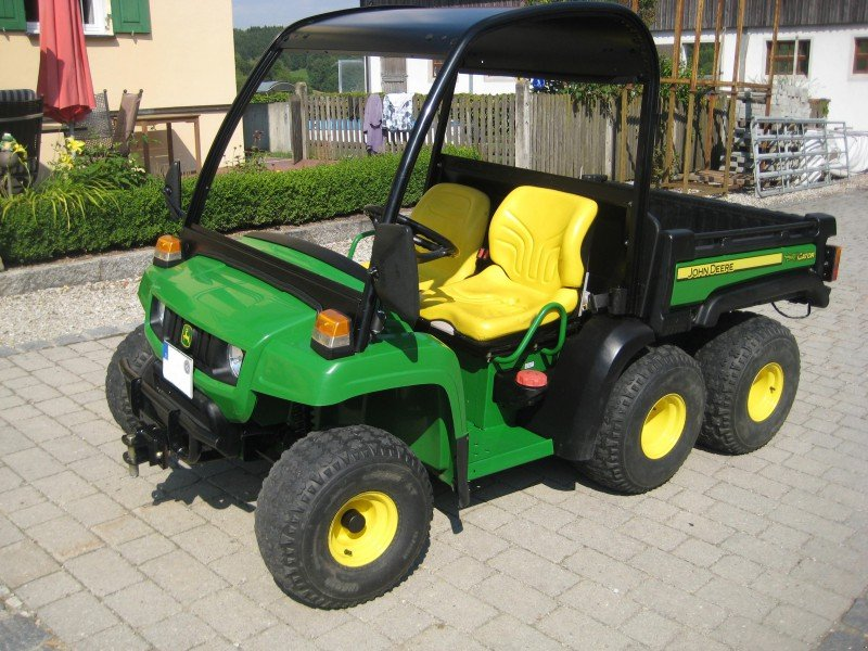 john deere gator 6x4 th diesel gator. Black Bedroom Furniture Sets. Home Design Ideas