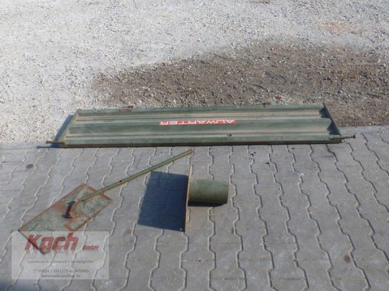 Auw rter 8 to zweiachskipper 92318 neumarkt p lling for Koch neumarkt