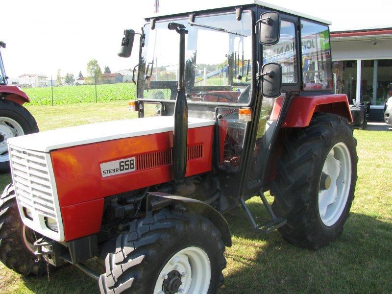 steyr 650 allrad traktor. Black Bedroom Furniture Sets. Home Design Ideas