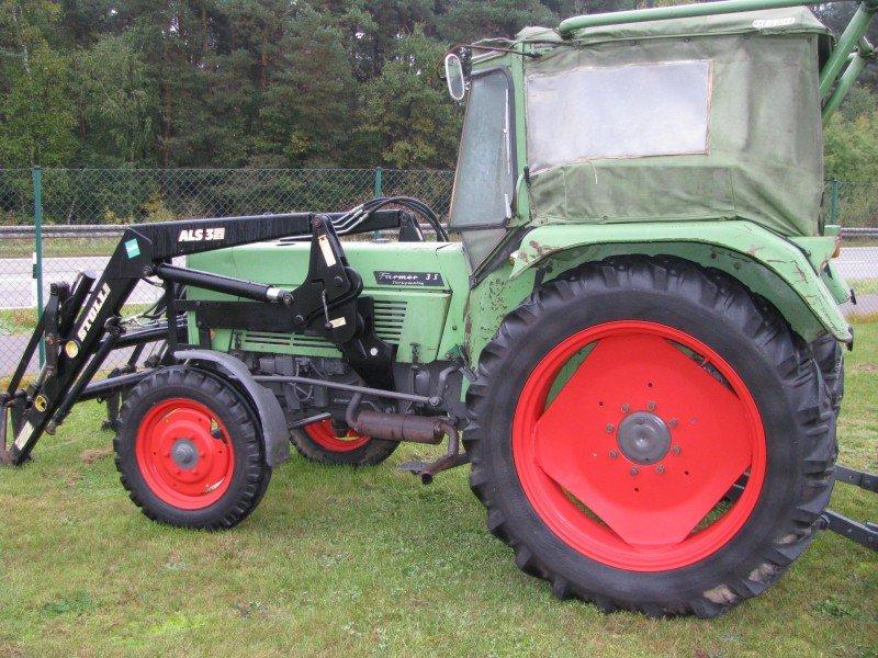 fendt farmer 3s traktor. Black Bedroom Furniture Sets. Home Design Ideas