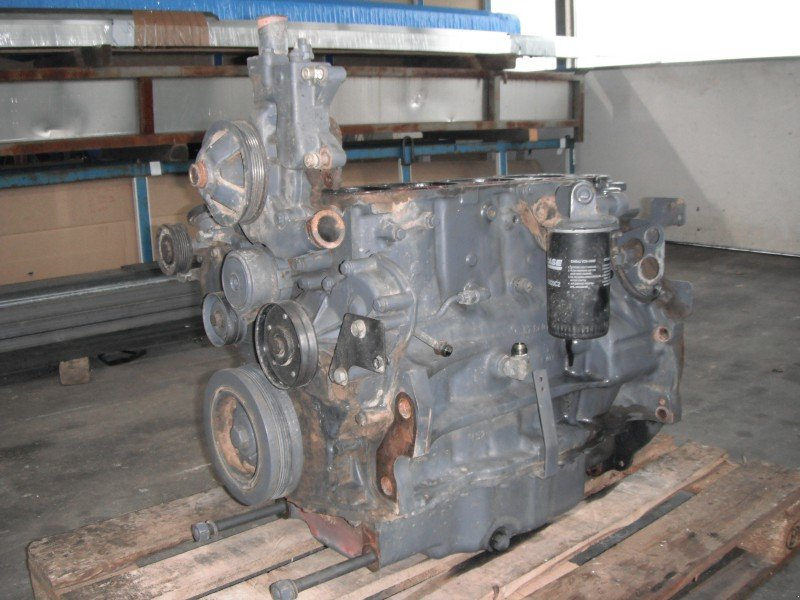 New Holland Motor 450t Passend New Holland Ts100 Moteur