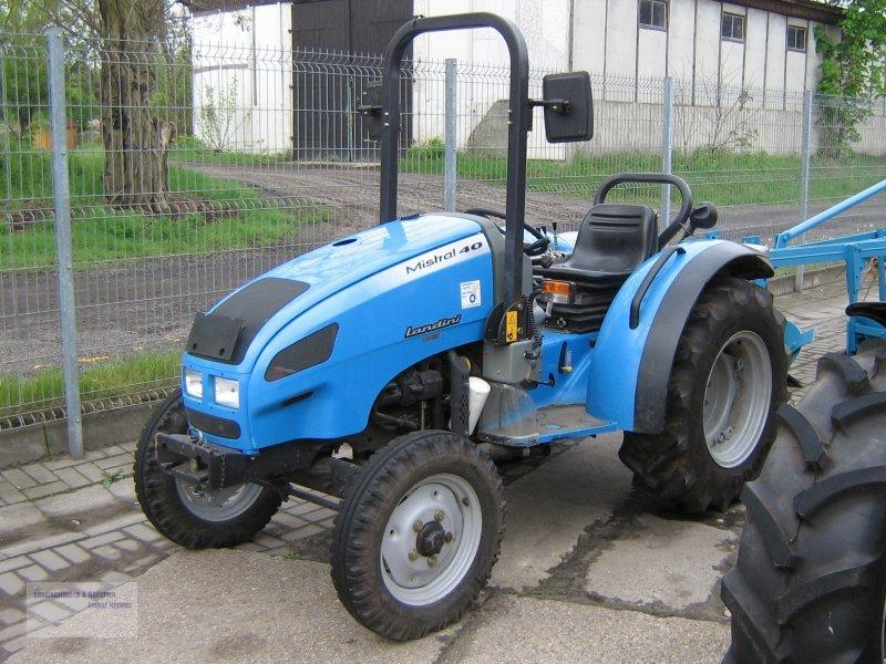 landini mistral 40 dt tracteur