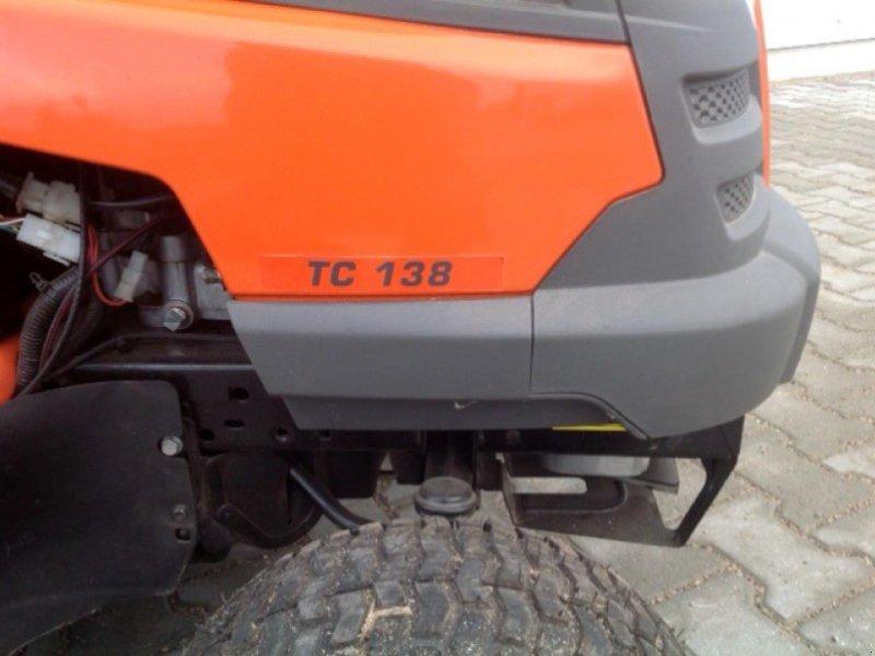husqvarna tc138 tracteur