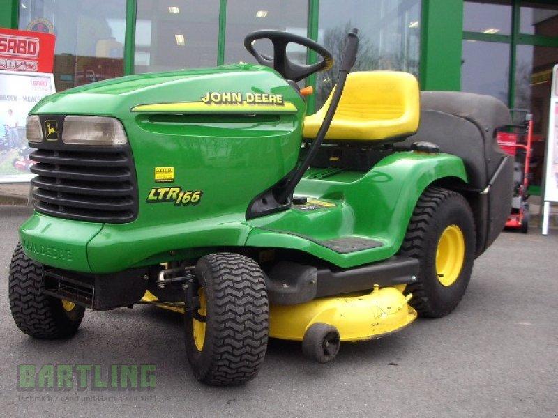 John deere ltr166 tracteur tondeuse - Tracteur tondeuse john deere occasion ...