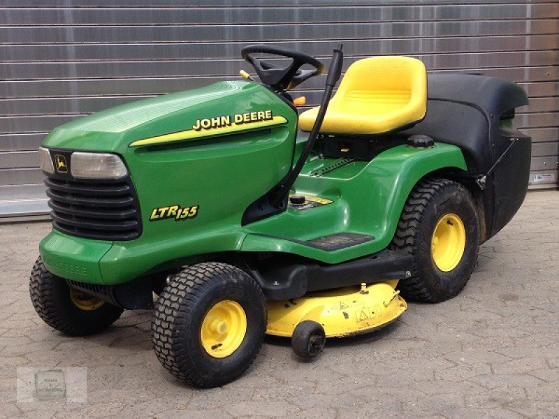 John deere ltr 155 tracteur tondeuse - Tracteur tondeuse john deere occasion ...