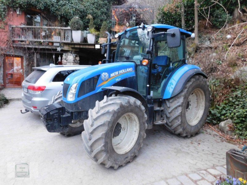 New holland t traktor 64401 gross bieberau for New holland 72 85