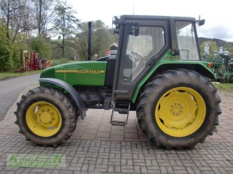 John Deere 3400 Hood : John deere traktor technikboerse