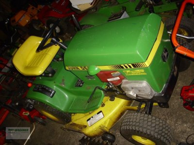 John deere 111 tracteur tondeuse - Tracteur tondeuse john deere occasion ...