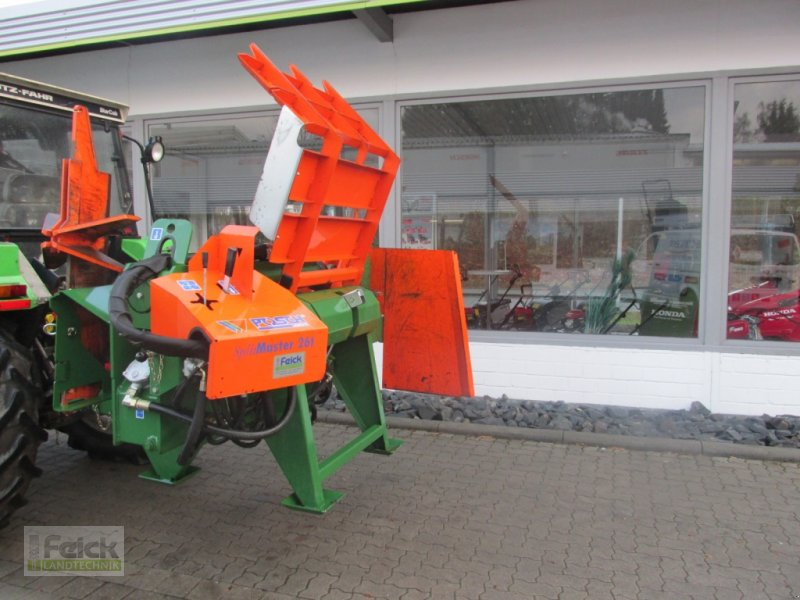 Posch splitmaster 26 to m 6450 h holzspalter for Splitmaster