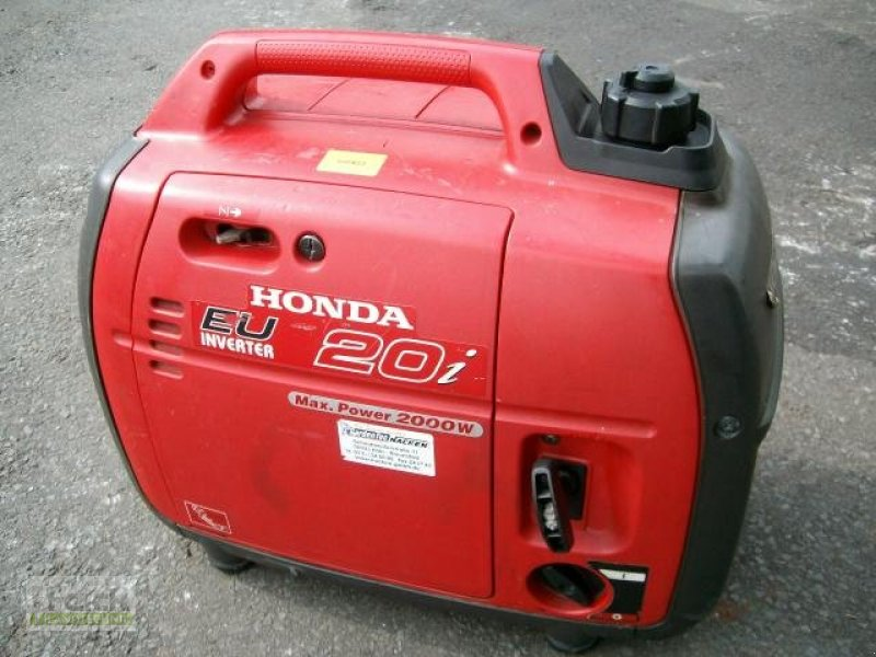 Groupe Electrogene Honda Eu20i : honda eu20i groupe lectrog ne ~ Dailycaller-alerts.com Idées de Décoration
