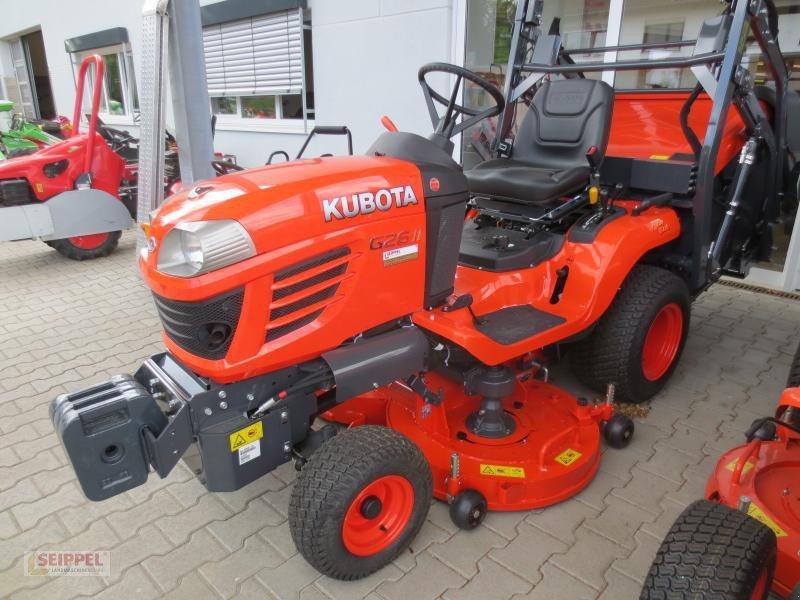 kubota g23 ii hd tracteur tondeuse. Black Bedroom Furniture Sets. Home Design Ideas