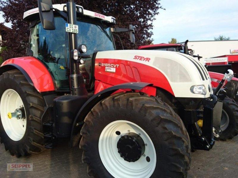 Steyr CVT 6185 Traktor, 64823 Groß-Umstadt - technikboerse.com