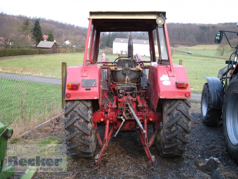 case ih 644 as tracteur  63667 nidda