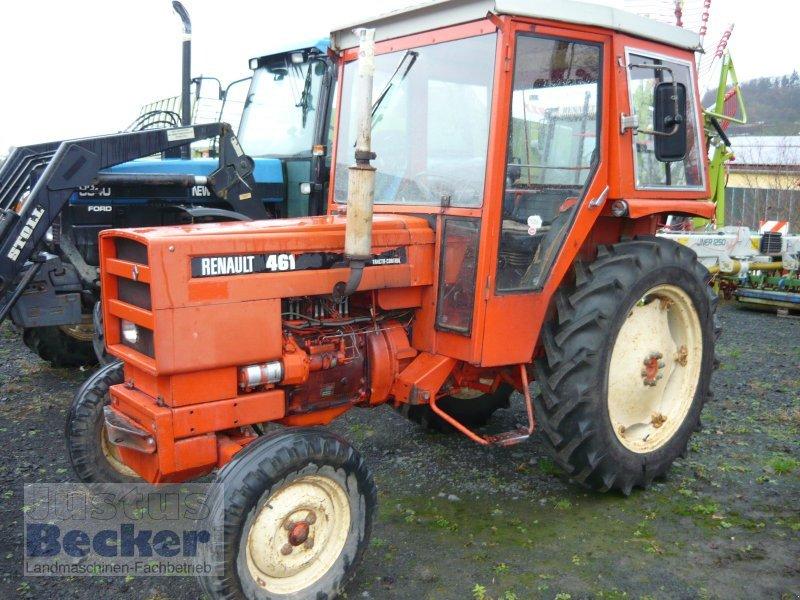 renault m 461 tracteur  niederwalgern