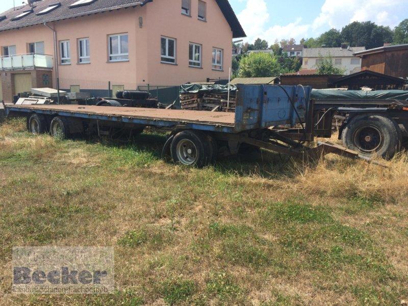 Kempf Ballenwagen Pat 24 Anhänger 35096 Weimar Niederwalgern