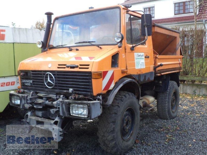Mercedes Benz Unimog U 1400 Unimog 35096 Weimar Niederwalgern