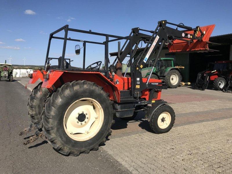 zetor 6320 mit frontlader traktor 36396 steinau. Black Bedroom Furniture Sets. Home Design Ideas
