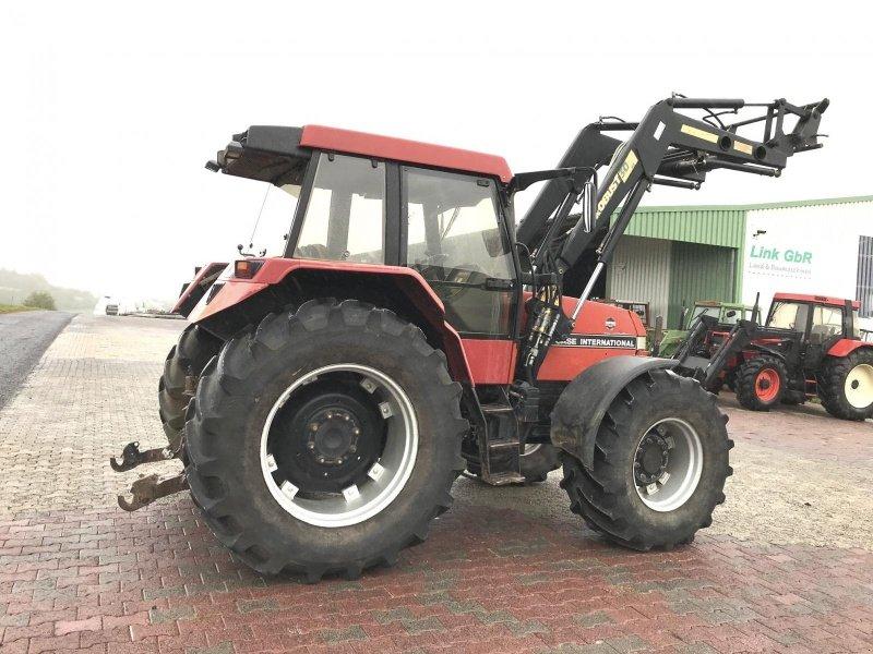 case ih maxxum 5120 mit frontlader traktor 36396 steinau. Black Bedroom Furniture Sets. Home Design Ideas