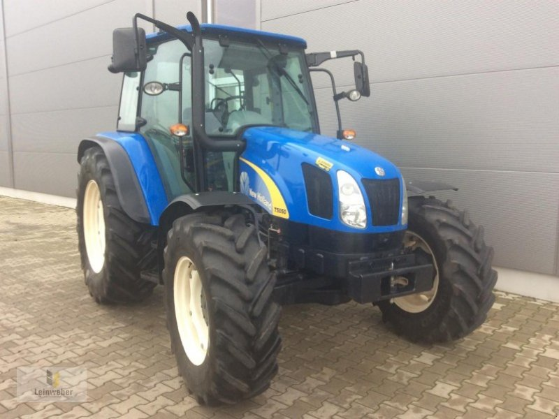 new holland t 5050 allrad traktor 36119 neuhof dorfborn. Black Bedroom Furniture Sets. Home Design Ideas