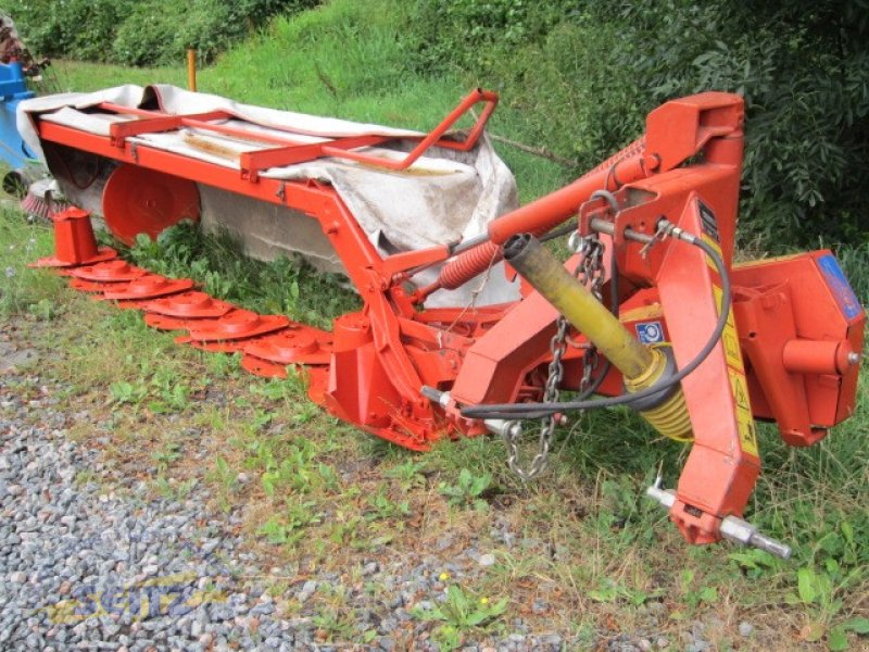 Kuhn 700 Disc Mower Parts – Billy Knight