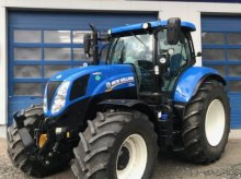 New Holland T7.210 Tracteur