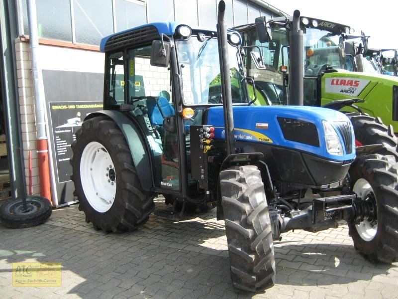 New Holland Orchard Tractors : New holland t f supersteer orchard tractor