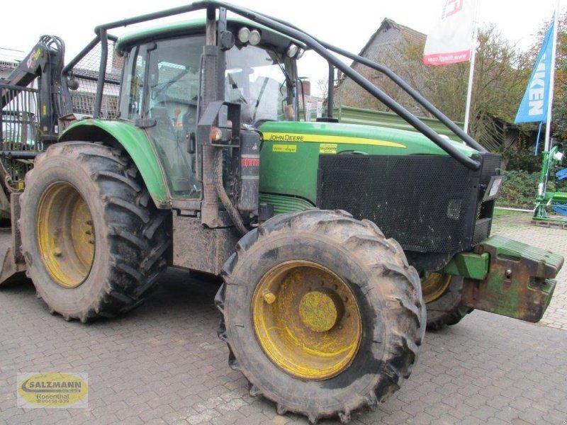 tracteur forestier utc