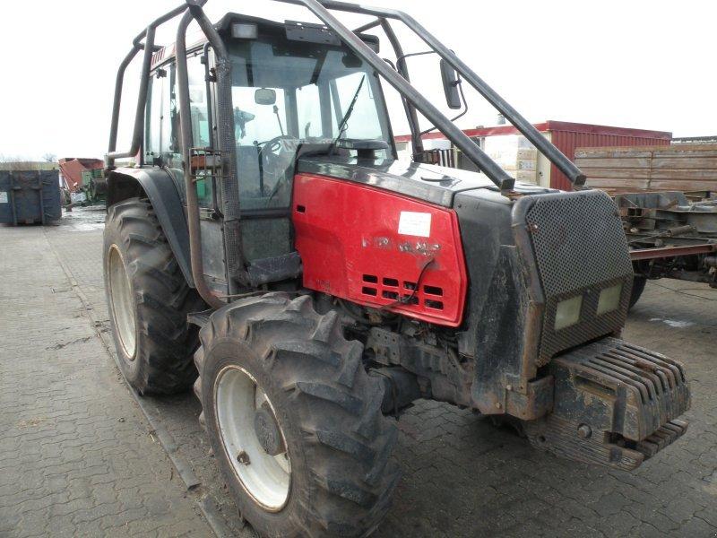 valtra mezzo 6400 tracteur forestier
