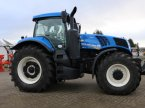 Traktor des Typs New Holland T 8.380 AC in Dedelow