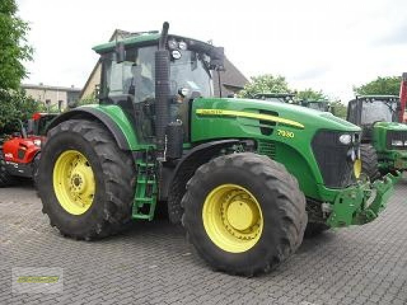 john deere 7930 allrad export festpreis tractor. Black Bedroom Furniture Sets. Home Design Ideas