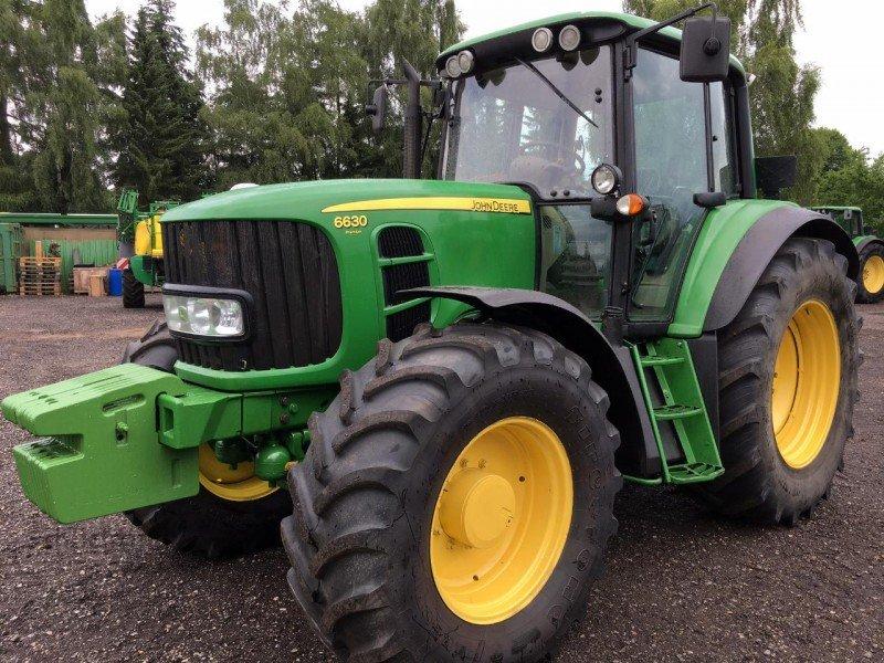 john deere 6630 premium traktor 21439 marxen. Black Bedroom Furniture Sets. Home Design Ideas