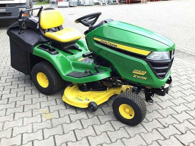 john deere x305r tracteur