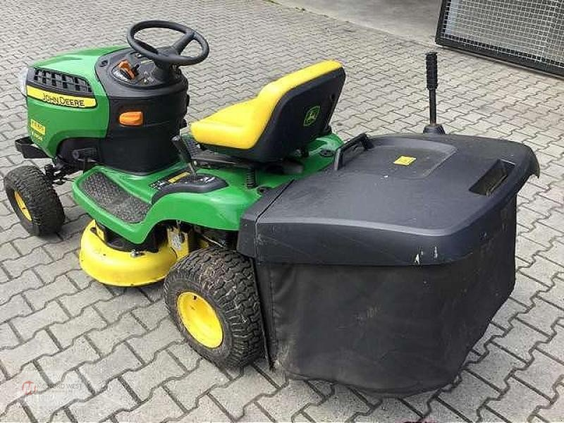 john deere x135r rasentraktor lawn tractor 26605 aurich. Black Bedroom Furniture Sets. Home Design Ideas