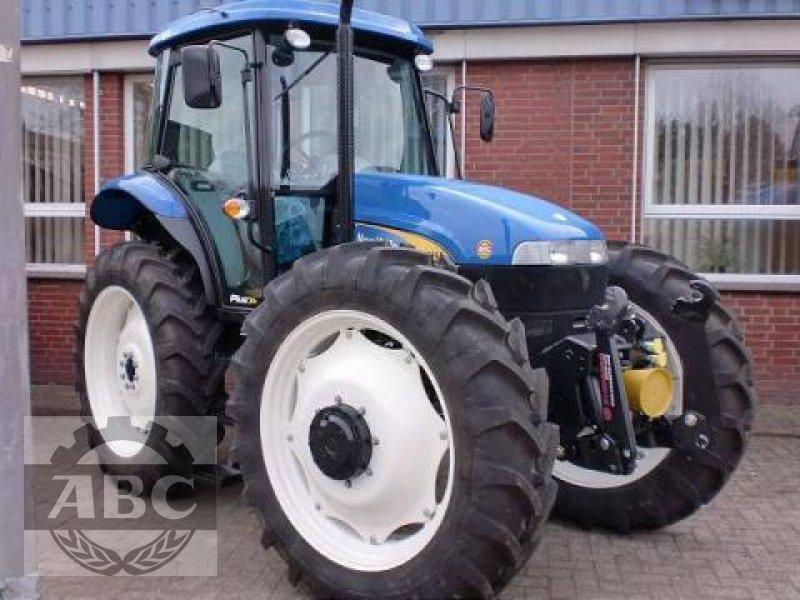 new holland td 5050 hochrad traktor. Black Bedroom Furniture Sets. Home Design Ideas