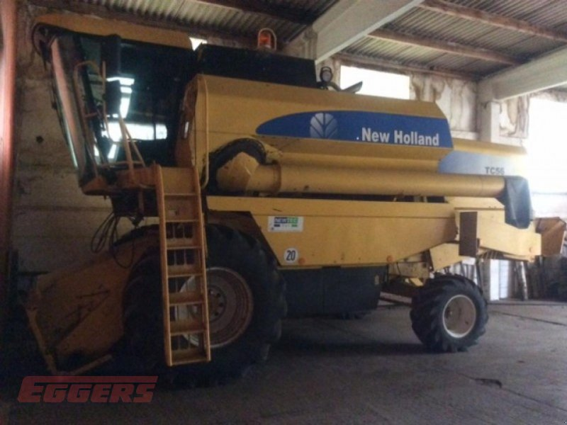 Bild New Holland TC 56