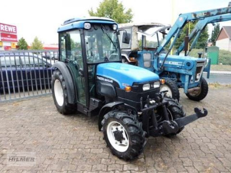 New Holland Orchard Tractors : New holland tn n orchard tractor technikboerse