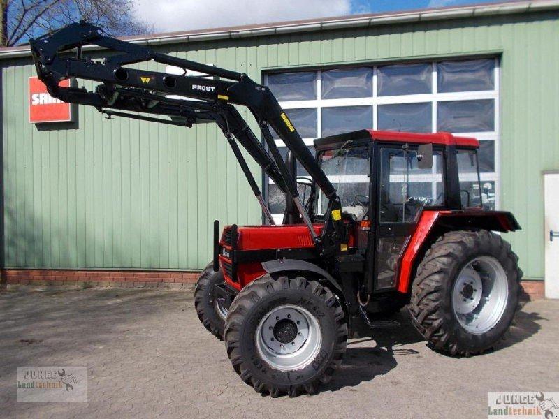 case ih 833 mit frontlader traktor 27624 geestland. Black Bedroom Furniture Sets. Home Design Ideas