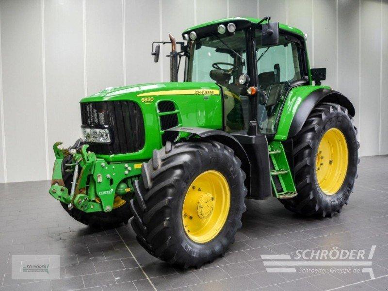 john deere 6830 premium traktor 27793 wildeshausen. Black Bedroom Furniture Sets. Home Design Ideas