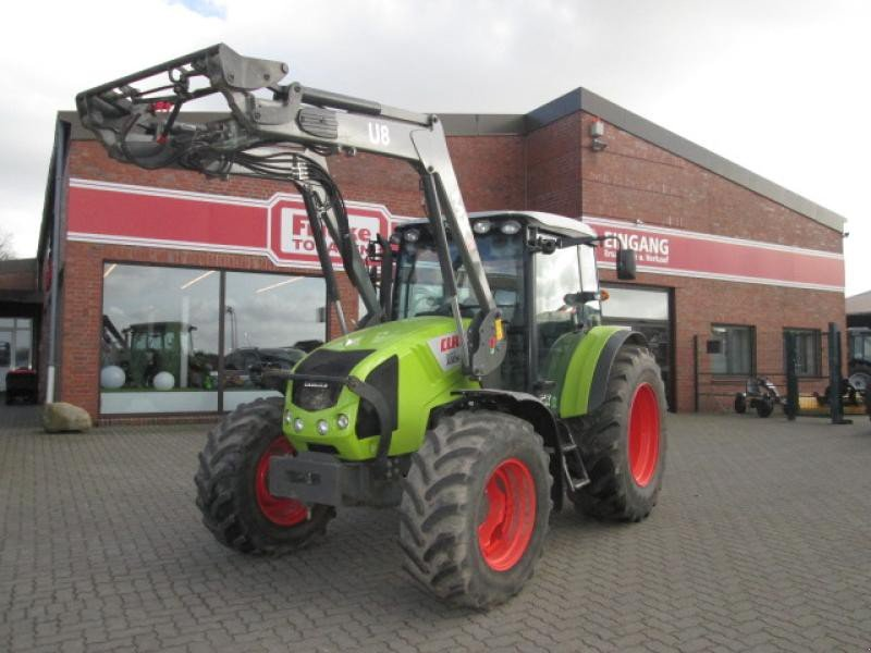 claas axos 320 cx traktor. Black Bedroom Furniture Sets. Home Design Ideas