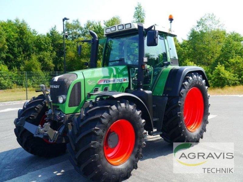 Fendt 712 VARIO TMS Tractor - technikboerse.com