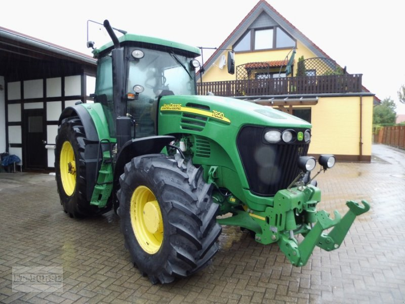 john deere 7820 allrad tls achse tractor. Black Bedroom Furniture Sets. Home Design Ideas