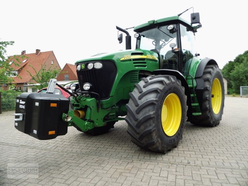 john deere 7820 allrad traktor tractor. Black Bedroom Furniture Sets. Home Design Ideas