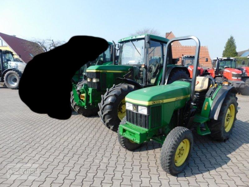 john deere 6310 a 5300n traktren im paket traktor. Black Bedroom Furniture Sets. Home Design Ideas
