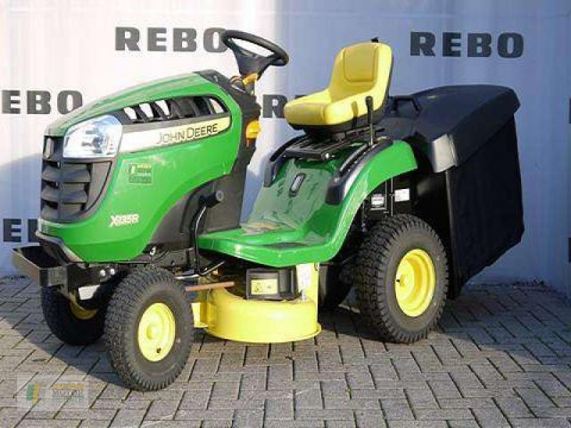 john deere x135r rasentraktor lawn tractor. Black Bedroom Furniture Sets. Home Design Ideas