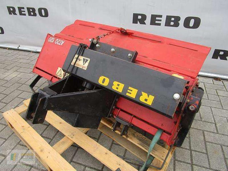 Agritec at20 120 otra maquinaria de jard n y maquinaria - Maquinaria de jardin ...
