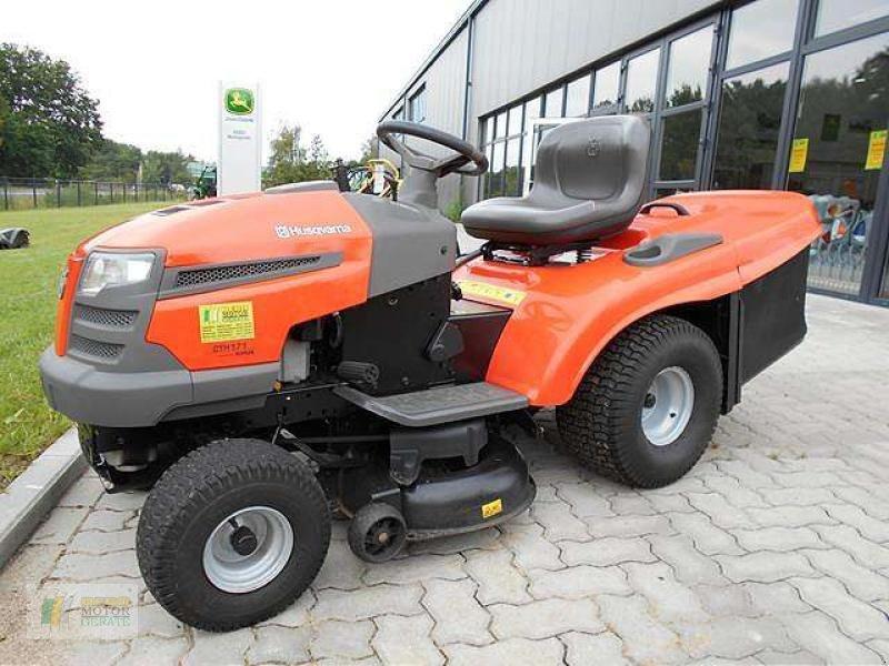 husqvarna cth171 tracteur tondeuse. Black Bedroom Furniture Sets. Home Design Ideas
