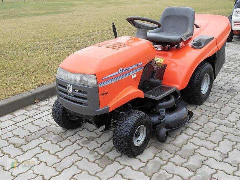husqvarna cth160 tracteur